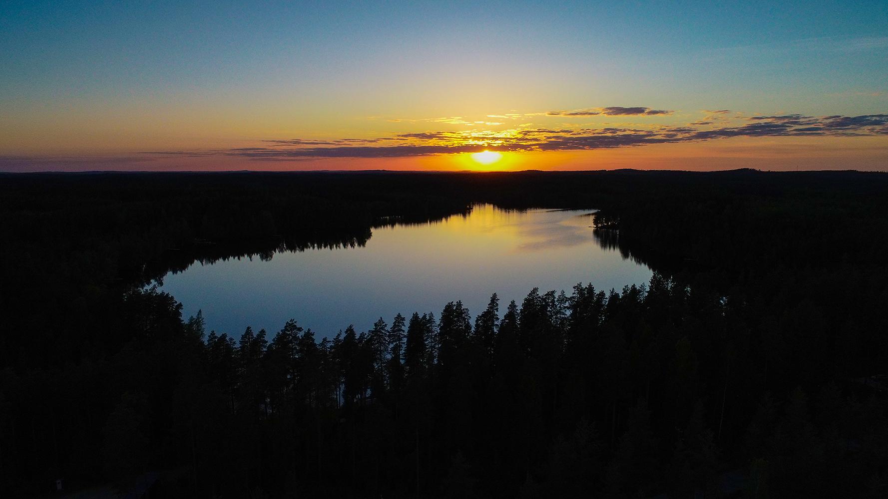 Valokuvaaja Timo Ahola - Drone-ilmakuvaus - Pannujärvi - Hämeenlinna Tuulos (c) Valokuvaaja Timo Ahola