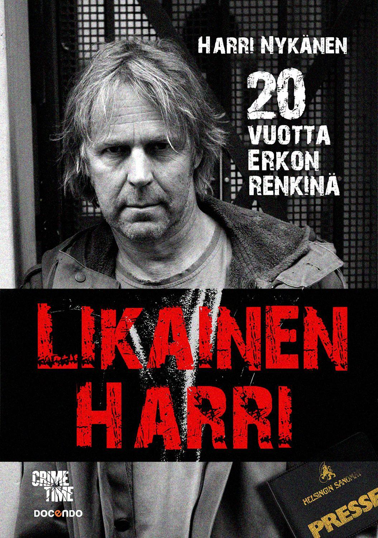 Valokuvaaja Timo Ahola - Muut - Harri Nykänen - CrimeTime (c) Valokuvaaja Timo Ahola