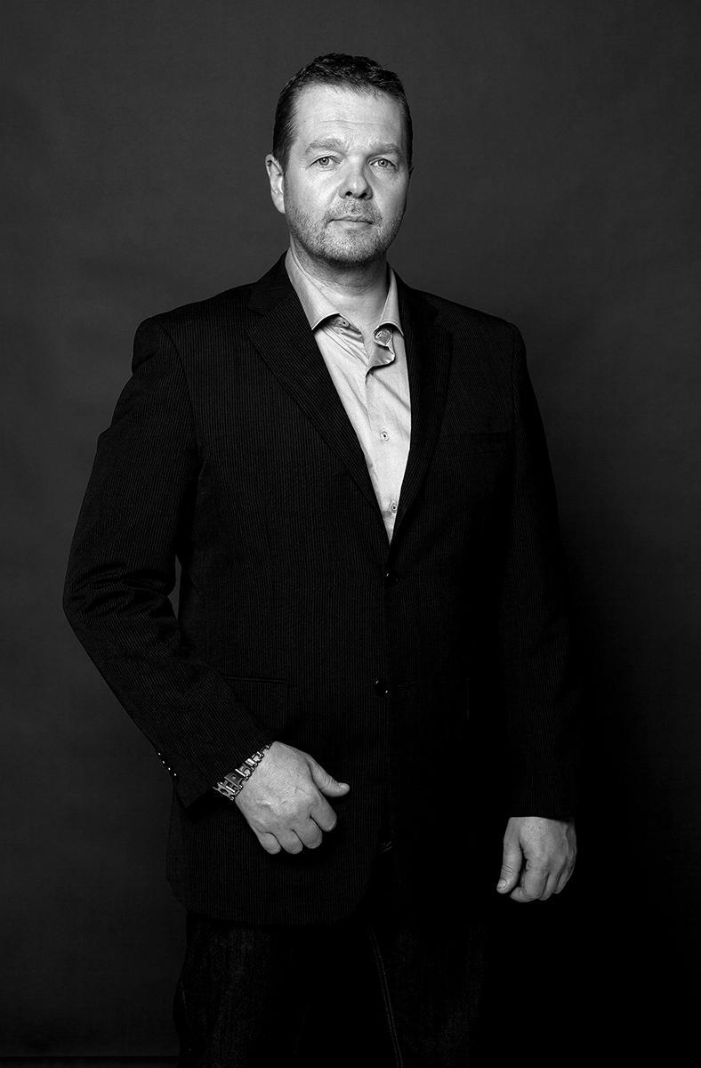 Valokuvaaja Timo Ahola - Henkilökuvat - Christian Rönnbacka - CrimeTime (c) Valokuvaaja Timo Ahola