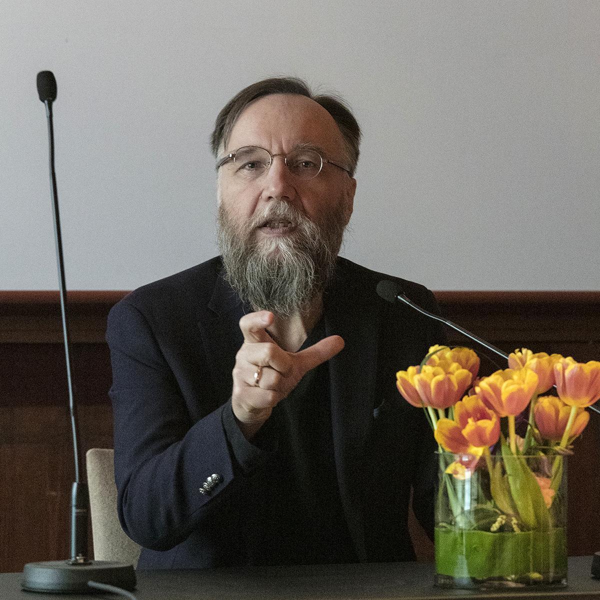 Valokuvaaja Timo Ahola - Lehtikuvat - Aleksander Dugin (c) Valokuvaaja Timo Ahola