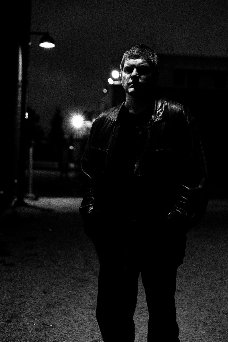 Valokuvaaja Timo Ahola - Henkilökuvat - Toimittaja Jarkko Sipilä - CrimeTime (c) Valokuvaaja Timo Ahola