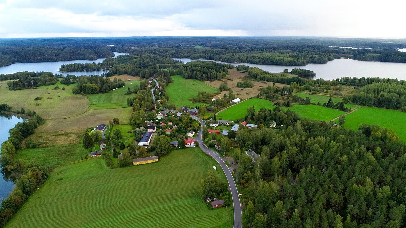 Valokuvaaja Timo Ahola - Drone-ilmakuvaus - Puutikkala (c) Valokuvaaja Timo Ahola
